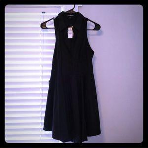 NWT Express S black dress